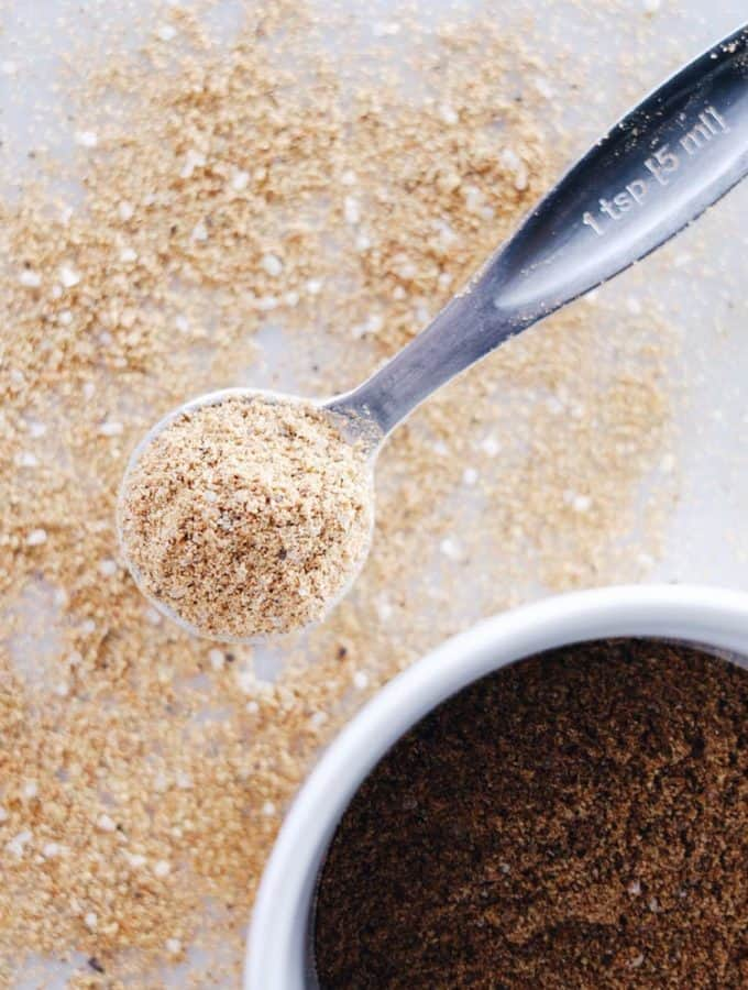 Paleo Taco Seasoning (Whole30, Clean + Easy)
