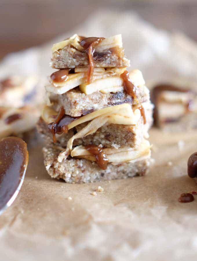 Paleo Apple Bars