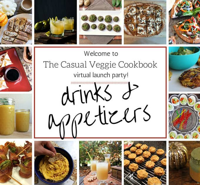 The Casual Veggie Cookbook: Launch Party!