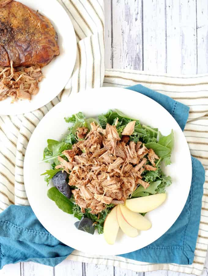 Crockpot Honey Balsamic Pork Chops