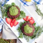 Lamb-burgers-with-rosemary-pesto-sauce