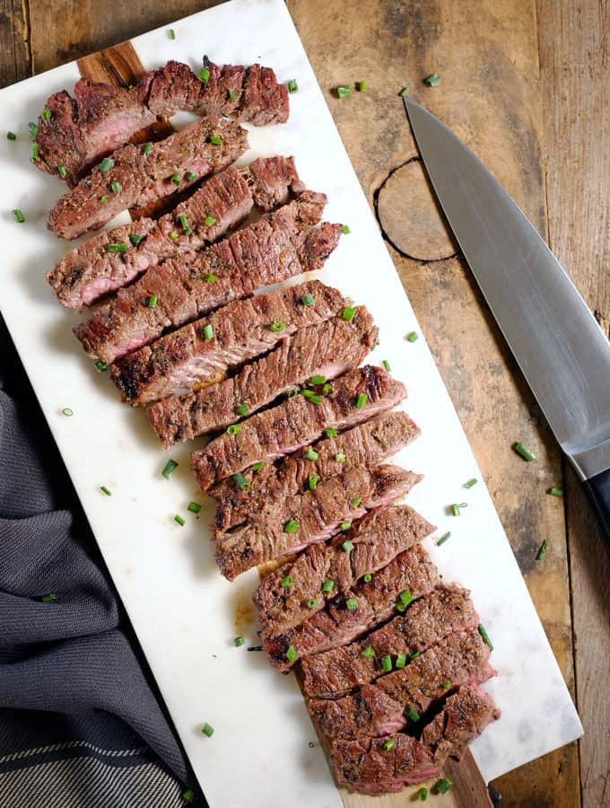 Paleo Steak Marinade (Paleo, GF + Whole30)