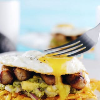 Paleo-breakfast-stacks-three