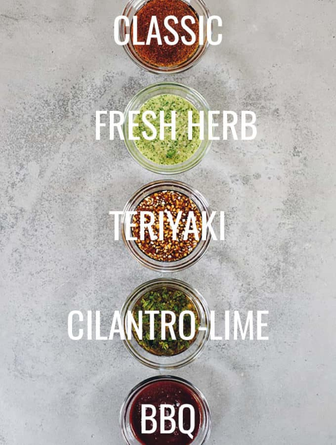 5 Easy Homemade Marinade Recipes