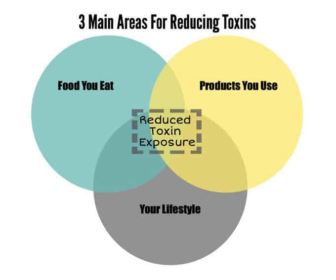 Living Well And Reducing Toxins In A Toxin Filled World