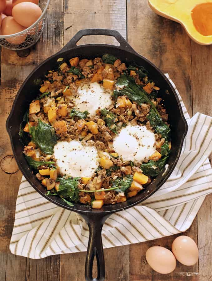 Paleo Breakfast Hash (Whole30)