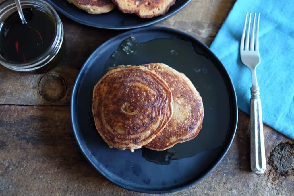 Paleo Cinnamon Spice Pancakes 1