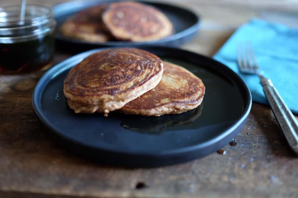 Paleo Cinnamon Spice Pancakes 2