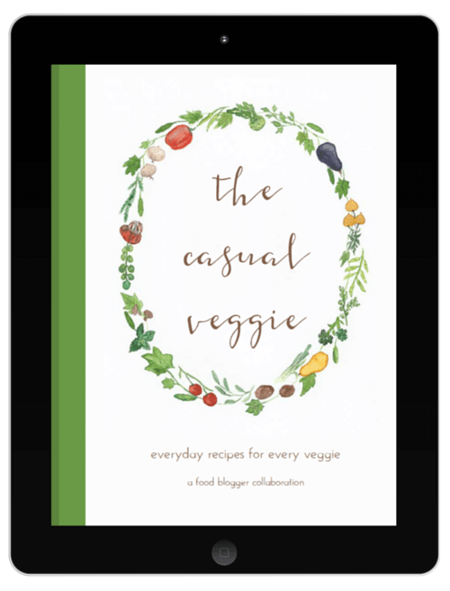 The Casual Veggie Cookbook: Introduction