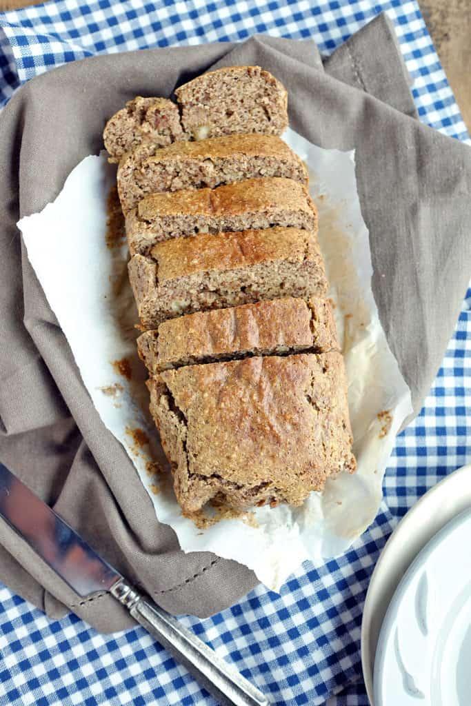 Paleo banana bread two