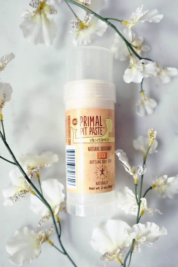 Natural Deodorants Primal Pit Paste