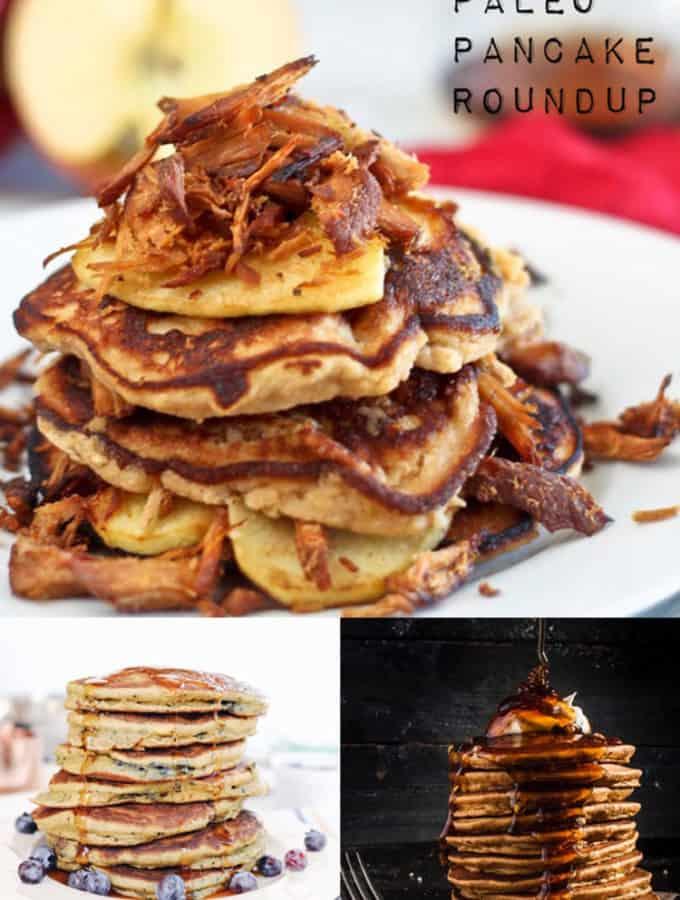 Paleo Pancake Roundup