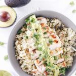 Cilantro Lime Chicken Bowl (Paleo, Whole30 + Dairy-Free)