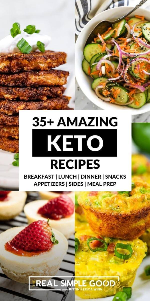 35+ Amazing Keto Recipes