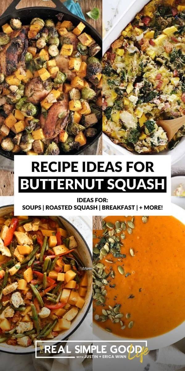 8 Unique Recipe Ideas for Butternut Squash