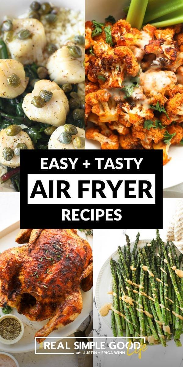 Easy and Tasty Air Fryer Recipes