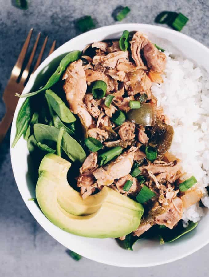 Instant Pot Southwest Chicken And Rice (Paleo + Whole30)