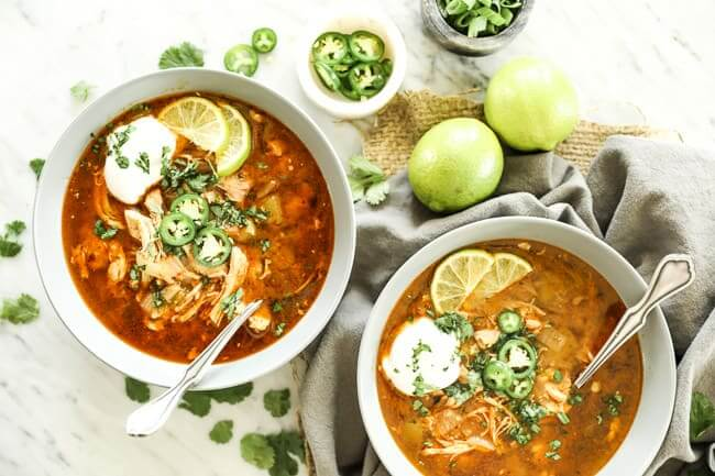 Instant Pot White Chicken Chili Paleo Whole30 Keto The Real Simple Good Life
