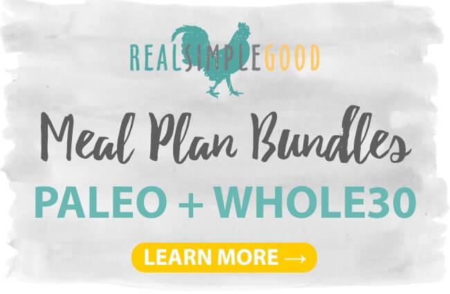 RSG Meal Plans