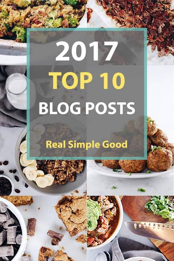 Our Top 10 Blog Posts from 2017