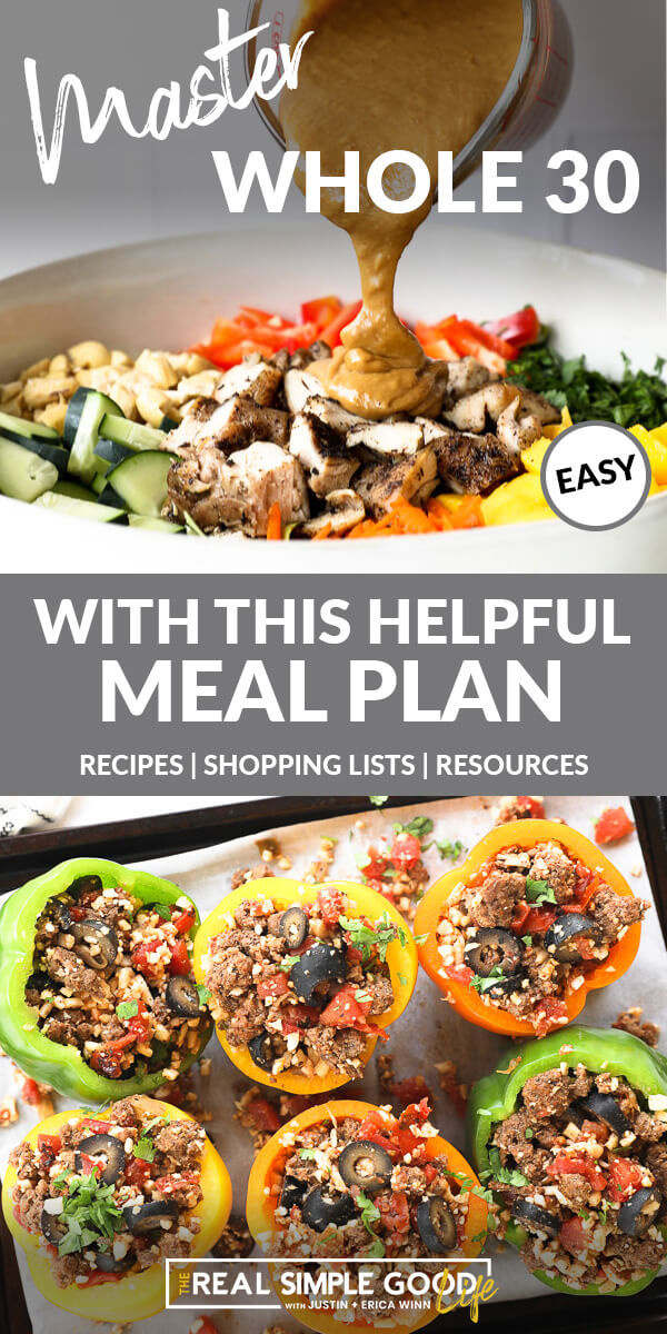 Crush Whole30 with this Easy Meal Plan